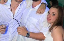 Photo 87 / 229 - White Party hosted by RLP - Samedi 31 août 2013